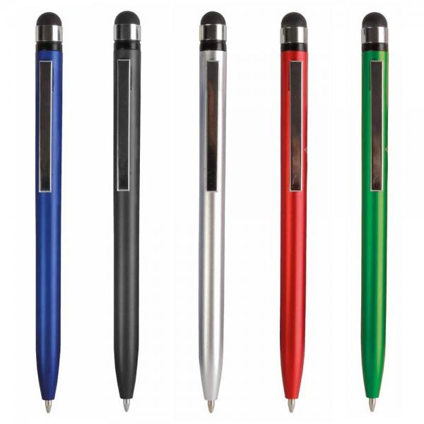 Πλαστικό στυλό με γραφίδα - 17814